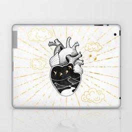 Desert Heart Inktober :: More Magick Laptop & iPad Skin