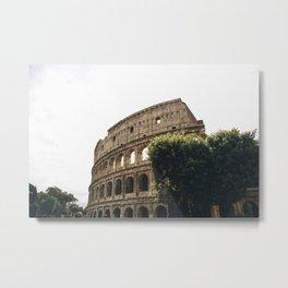 Colosseum landscape II Metal Print