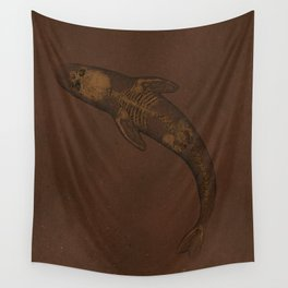 Dead Fish Wall Tapestry