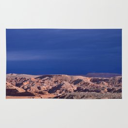 Desert Storm's Abrew'n Rug