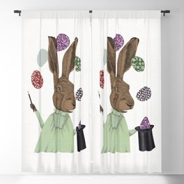 Hare-y Adventures 3 Blackout Curtain