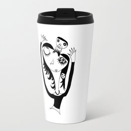 The Woman Who Fell In Love #6 Travel Mug