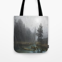 Kings Creek  Tote Bag