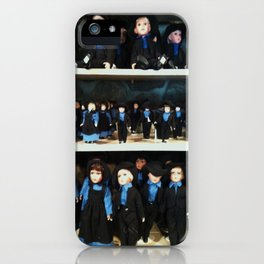 Can I Get a Witness? iPhone Case