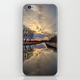 Easter River 3 iPhone Skin
