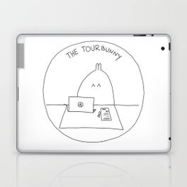 The TourBunny Circle Laptop & iPad Skin