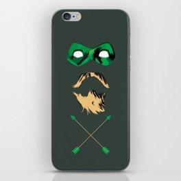 Green Arrow iPhone Skin