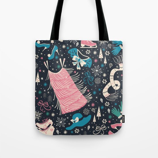 Frou Frou Tote Bag