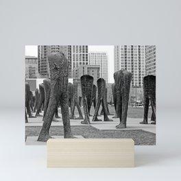 Chi Legs Mini Art Print