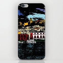 Ibiza Town iPhone Skin