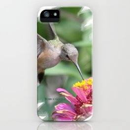 REFUELING 2 iPhone Case