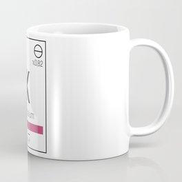 Potassium - chemical Coffee Mug