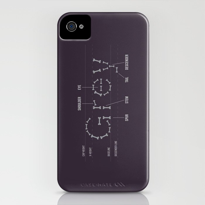 Grey\'s Anatomy iPhone Case by slugbunny | Society6