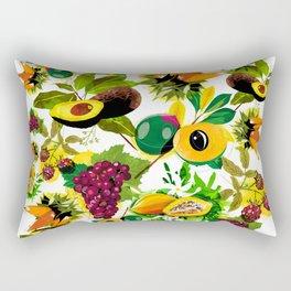 frutas Rectangular Pillow
