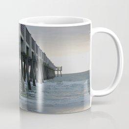 Jacksonville Pier Coffee Mug