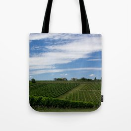 wine and its country Tote Bag