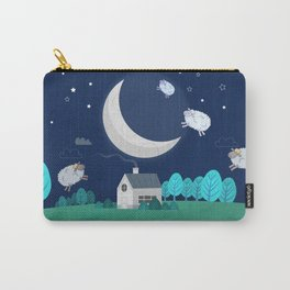 What The Sheep Do While You Sleep Carry-All Pouch
