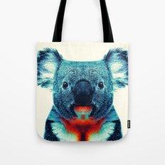 Koala - Colorful Animals Tote Bag