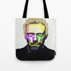 DR HOUSE Tote Bag