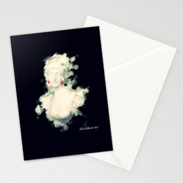 Reflection of an Old Soul Stationery Cards