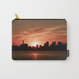 Boston Sunset Carry-All Pouch