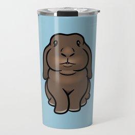 Coco the Minilop Bunny Travel Mug