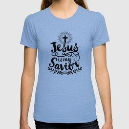 Jesus is my Savior T-shirt