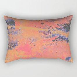 Disarm you with a smile Rectangular Pillow