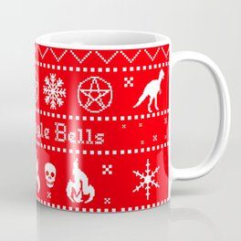 Hell's Jingle Bells Coffee Mug