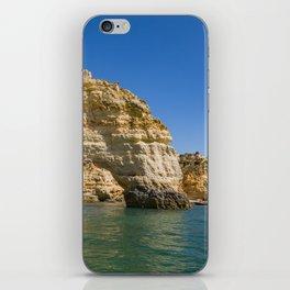 Rocky Coastline iPhone Skin