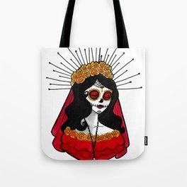La Catrina Tote Bag
