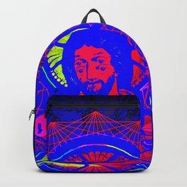 Neon Jesus Backpack