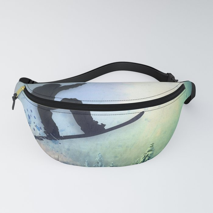 The Snowboarder: Air Fanny Pack