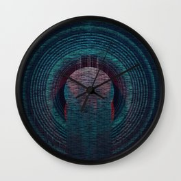 Action Reaction Wall Clock
