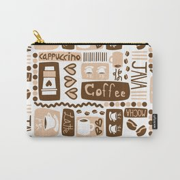 Java Java Java! Carry-All Pouch