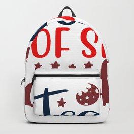 Teacher Of Smart Cookies Backpack