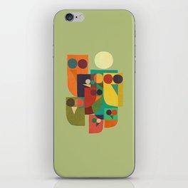 Owl squad iPhone Skin