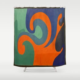 These Arms Shower Curtain