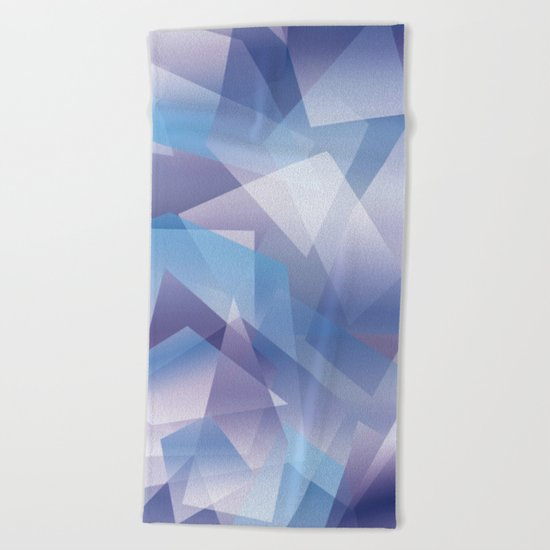 Abstract 212 Beach Towel