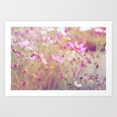 Summer Haze Art Print