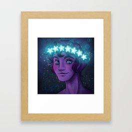Morpheus God of Dreams Framed Art Print