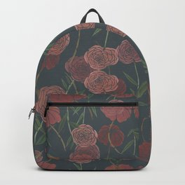 CONTINUOUS FLORAL Backpack