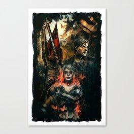 Silent Hill 2 - Atonement  Canvas Print