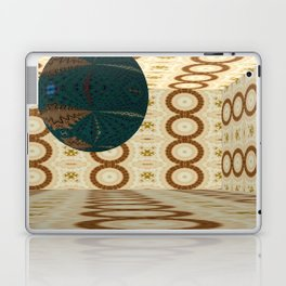 Patterned Ball Mandalic Room Laptop & iPad Skin
