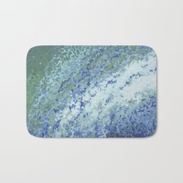 Ocean City Surf Bath Mat