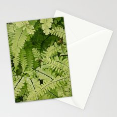ferns. Stationery Cards