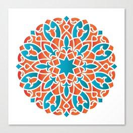 Modern Arabesque Canvas Print