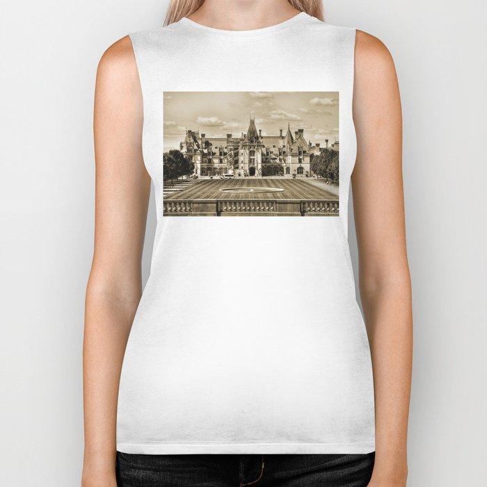 Biltmore Mansion Estate Biker Tank