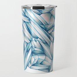 Blush Crystals Travel Mug
