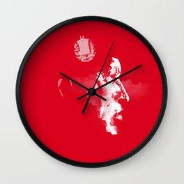 Hugo Chavez Wall Clock